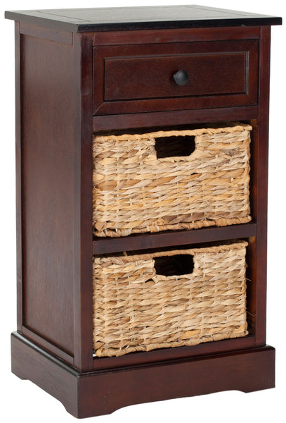 Safavieh Carrie Side Storage Side Table AMH5700D