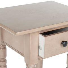 Safavieh Sabrina End Table With Storage Drawer AMH5704A
