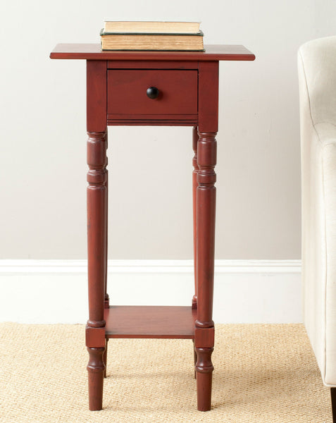Safavieh Sabrina End Table With Storage Drawer AMH5704E