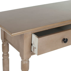 Safavieh Rosemary 2 Drawer Console AMH5705A