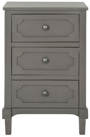 Safavieh Rosaleen Three Drawer Side Chest AMH5723A