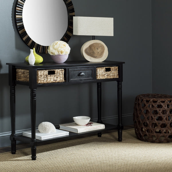 Safavieh Christa Console Table With Storage AMH5737A