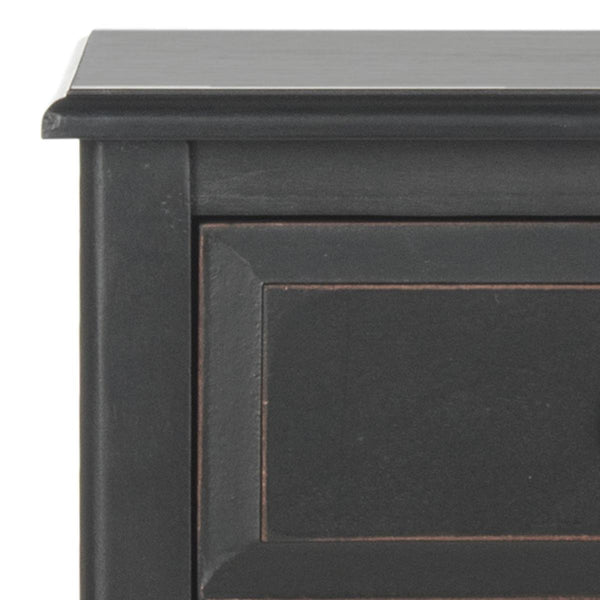 Safavieh Everly Drawer Side Table AMH5743A