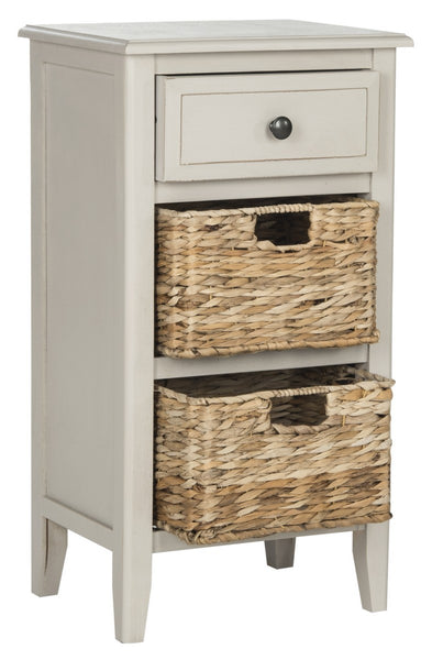 Safavieh Everly Drawer Side Table AMH5743D