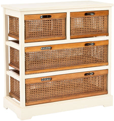 Safavieh Jackson 4 Drawer Storage Unit AMH6504A