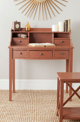 Safavieh Landon 5 Drawer Writing Desk AMH6516G