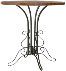 Safavieh Avery Round Top Accent Table AMH6529A