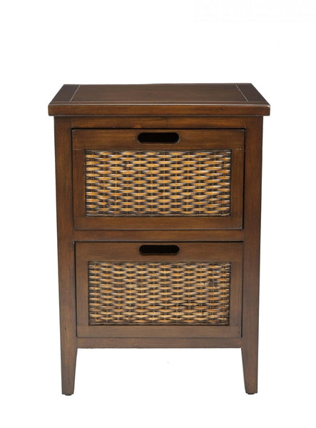 Safavieh Jonah Two Drawer End Table AMH6531A