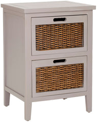 Safavieh Jonah Two Drawer End Table AMH6531C