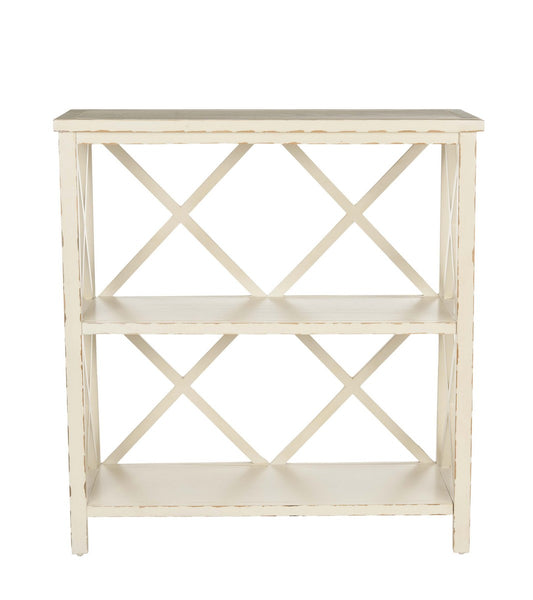 Safavieh Liam 2 Tier Open  Bookcase AMH6536A