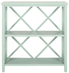 Safavieh Liam 2 Tier Open  Bookcase AMH6536D