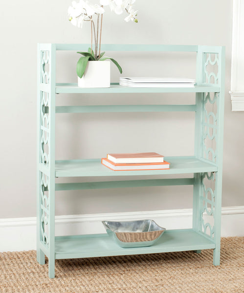 Safavieh Natalie 3 Tier Low Bookcase AMH6565F