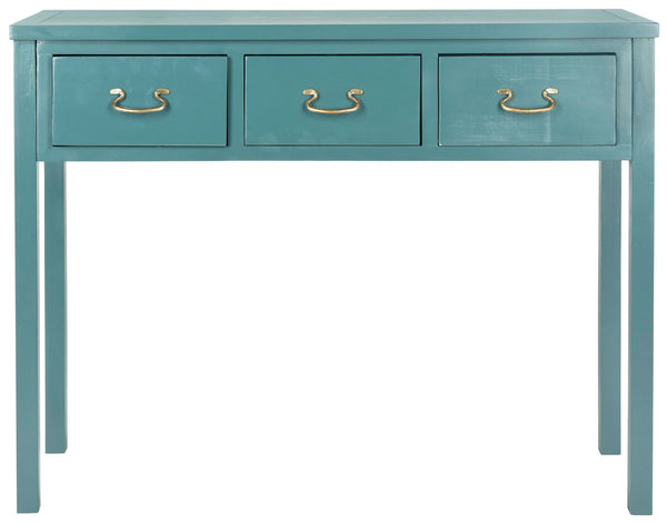 Safavieh Cindy Console With Storage Drawers AMH6568H