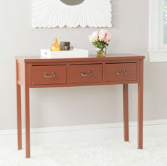 Safavieh Cindy Console With Storage Drawers AMH6568J
