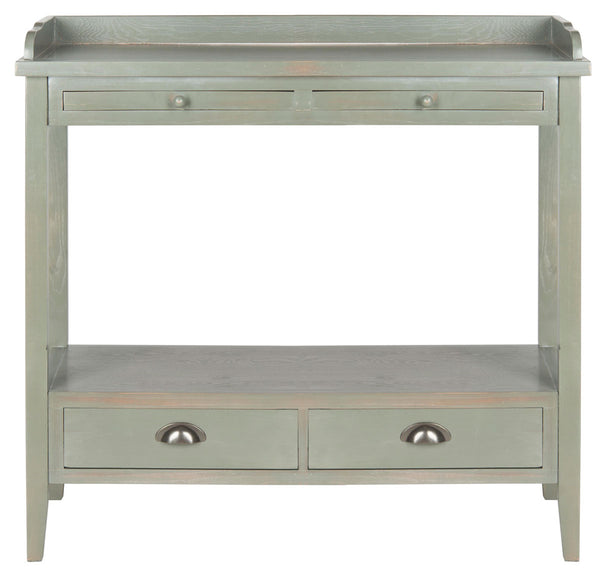 Safavieh Peter Console With Storage Drawers AMH6571B