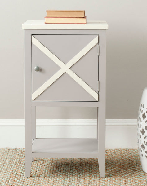 Safavieh Ward One Drawer Side Table AMH6596A