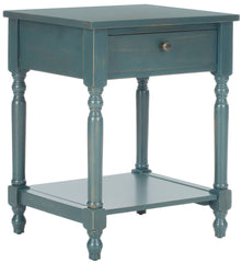Safavieh Tami Accent Table With Storage Drawer AMH6604C