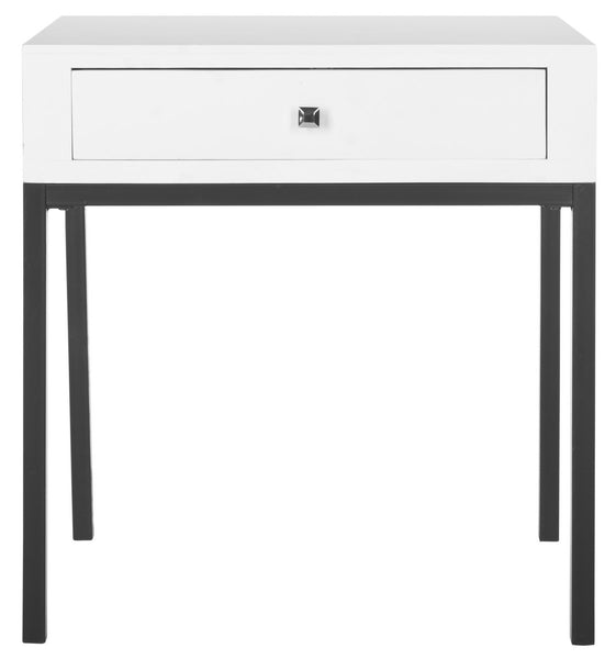 Safavieh Adena End Table With Storage Drawer AMH6612C