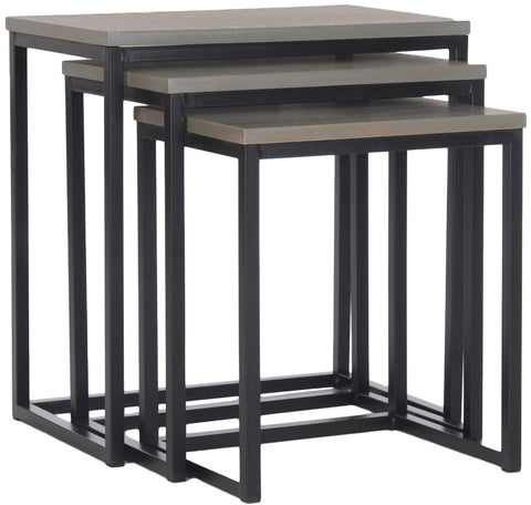 Safavieh Kaleb Stacking Tables AMH6613A