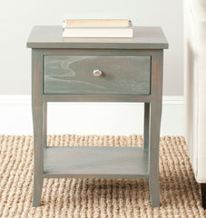 Safavieh Coby End Table With Storage Drawer AMH6616A