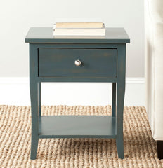 Safavieh Coby End Table With Storage Drawer AMH6616B