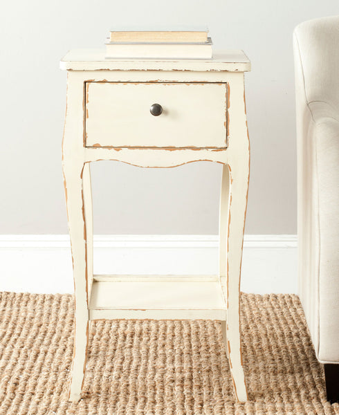 Safavieh Thelma End Table With Storage Drawer AMH6619D