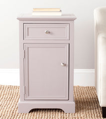 Safavieh Jarome Storage End Table W/ Drawer & Door AMH6627E