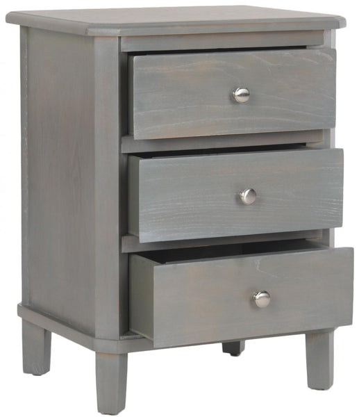 Safavieh Joe End Table With Storage Drawers AMH6629A