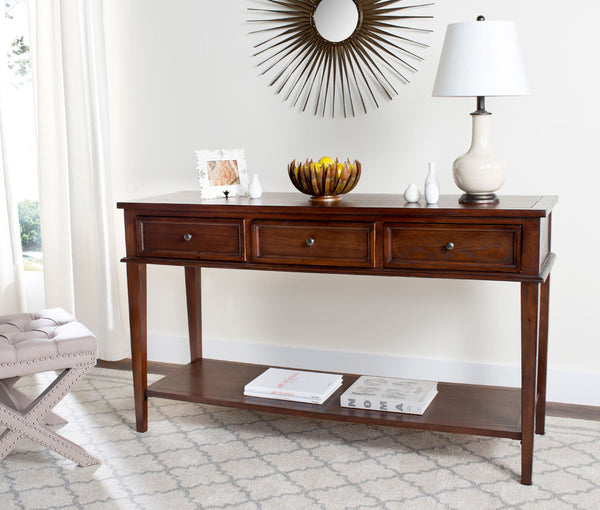 Safavieh Manelin Console With Storage Drawers AMH6641A