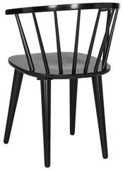 Safavieh Blanchard 18''H Curved Spindle Side Chair AMH8512A-SET2