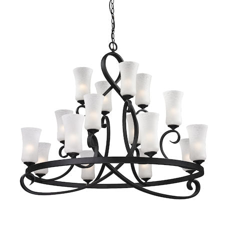 Z-Lite Arshe 16 Light Chandelier 603-16