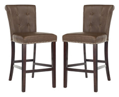 Safavieh Taylor Bar Stool BST6300D-SET2
