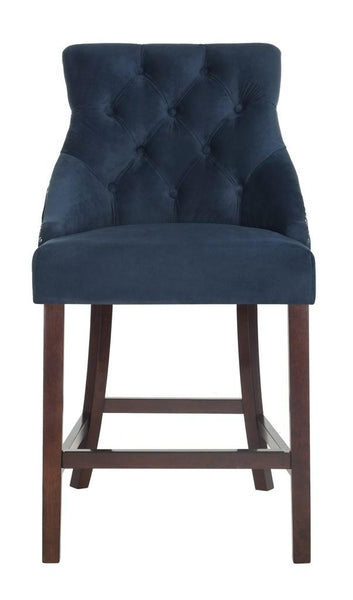 Safavieh Eleni Tufted Wing Back Counter Stool BST6305A-SET2