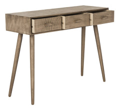 Safavieh Albus 3 Drawer Console Table CNS5701B