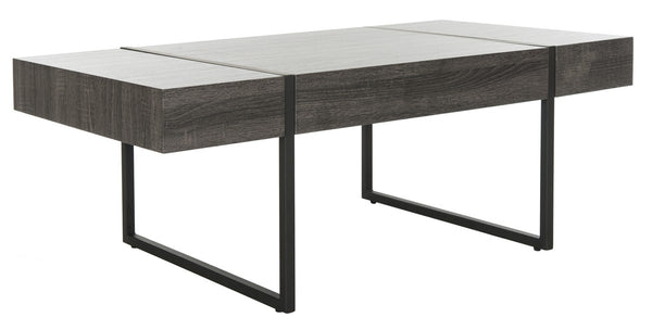 Safavieh Tristan Rectangular Modern Coffee Table COF7000A