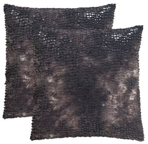 Safavieh Mimi  Pillow -Dec754A-2424-Set2 DEC754A-2424-SET2