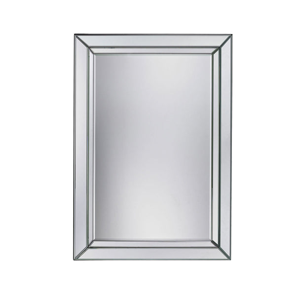 Trump Arriba Beveled Mirror In Clear