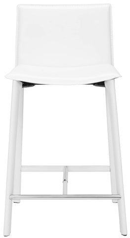 "Safavieh Janet 24"" Counter Stool (Set Of 2) FOX2005A-SET2"
