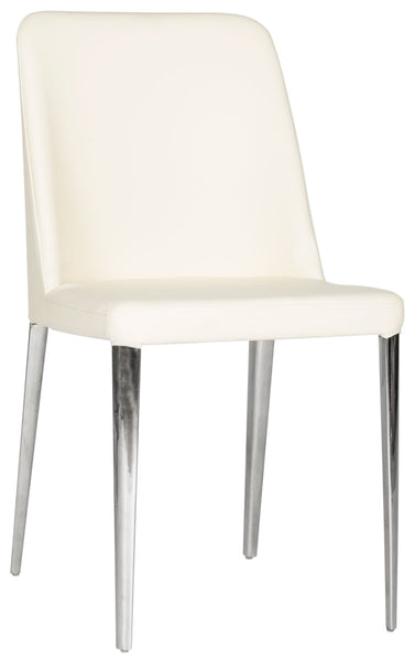 Safavieh Baltic 18''H Leather Side Chair FOX2012C-SET2