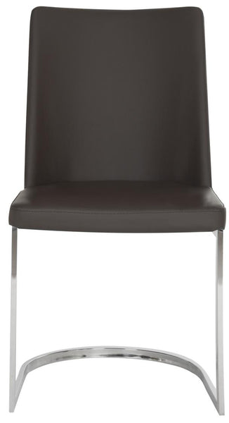 Safavieh Parkston 18''H Leather Side Chair FOX2013D-SET2