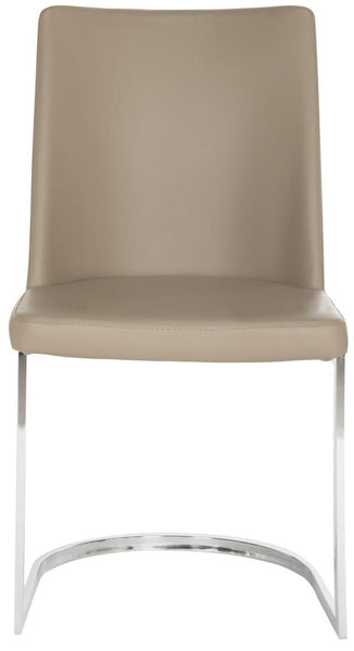 Safavieh Parkston 18''H Leather Side Chair FOX2013E-SET2