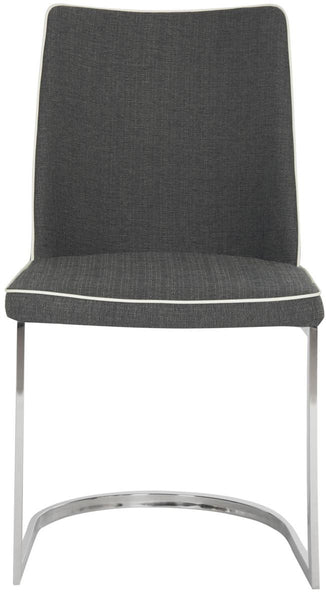 Safavieh Parkston 18''H Linen Side Chair FOX2013J-SET2