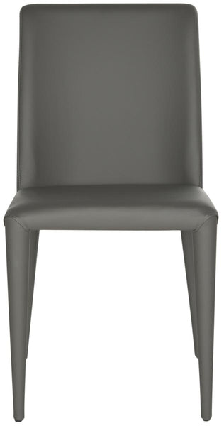 Safavieh Garretson 18'' Leather Side Chair FOX2019H-SET2