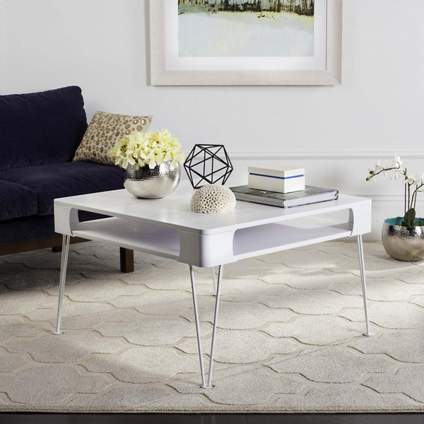Safavieh Elior Scandinavian Storage Coffee Tables FOX2224A