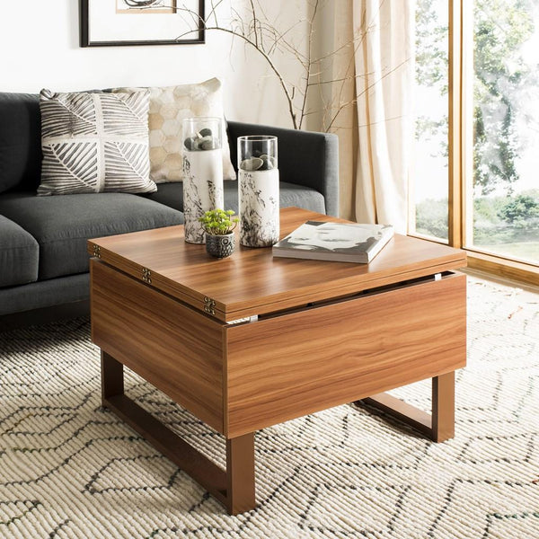 Safavieh Vanna Lift-Top Coffee Table FOX2233B