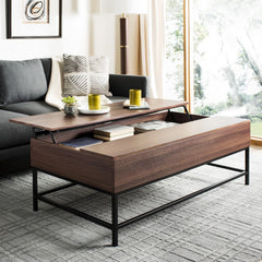 Safavieh Gina Contemporary Lift-Top Coffee Table FOX2239A