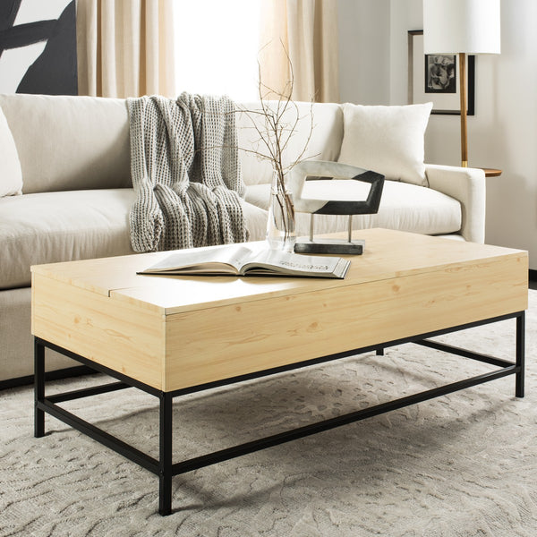 Safavieh Gina Contemporary Lift-Top Coffee Table FOX2239B