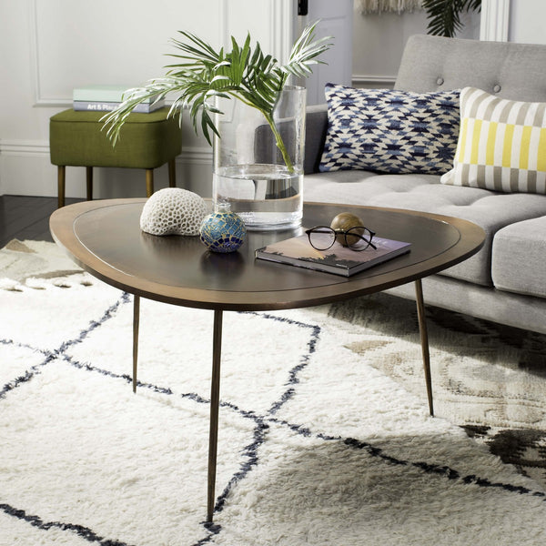 Safavieh Ayla Coffee Table FOX3215A