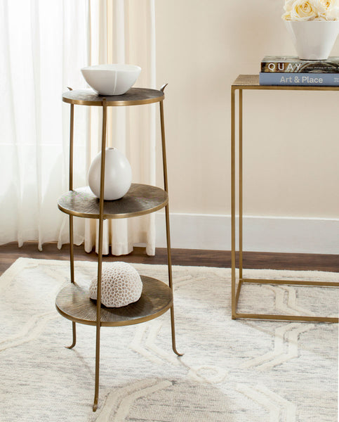 Safavieh Elda Side Table FOX3251A