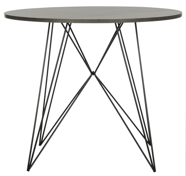 Safavieh Marino Round Dining Table FOX4260A
